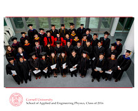 2016 Cornell University Applied & Engineering Physics Graduation