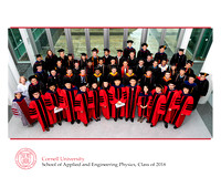 2018 Cornell Univ. Applied Engineering Physics Commencement